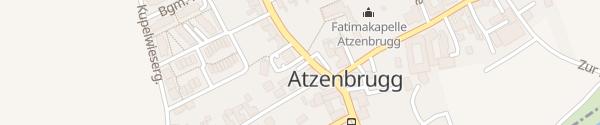 Karte Gemeindeamt Atzenbrugg
