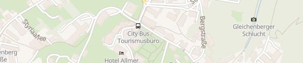 Karte Gemeindeamt Bad Gleichenberg
