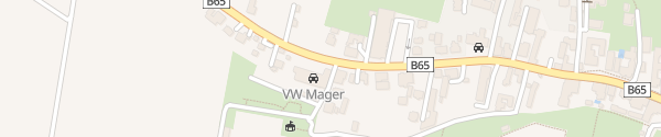Karte Volkswagen Autohaus Mager Ilz