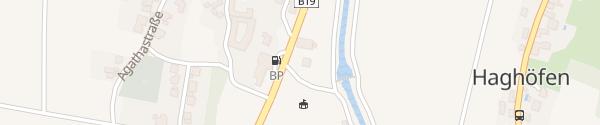 Karte Bauhof Asperhofen