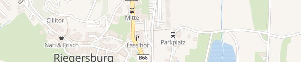 Karte Lasslhof Riegersburg