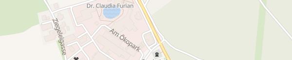 Karte Ökoladen Hartberg