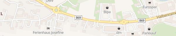 Karte ÖAMTC Bad Radkersburg