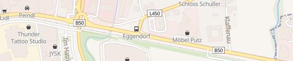 Karte McDonald's Hartberg