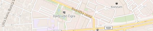 Karte Green Gold Centar Zagreb