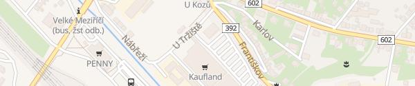 Karte Kaufland Velké Meziříčí