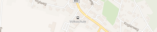 Karte Gemeindeamt St. Johann in der Haide