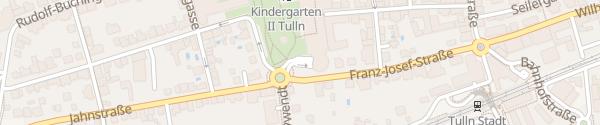 Karte EKZ Rosenarcade Tulln