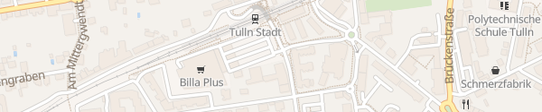 Karte MERKUR Tulln