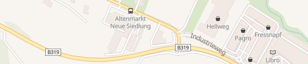 Karte Autohaus Prem Fürstenfeld