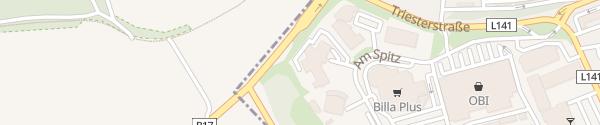 Karte Autohaus Zezula Neunkirchen