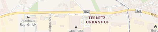 Karte Raiffeisen Lagerhaus Ternitz