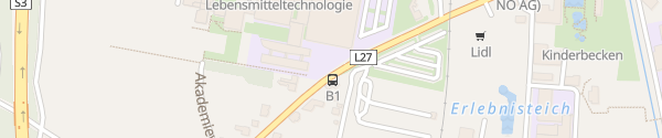Karte HTL Hollabrunn