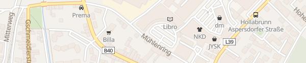 Karte KAUFein Hollabrunn