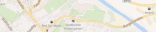 Karte JUFA Sport Resort Fürstenfeld
