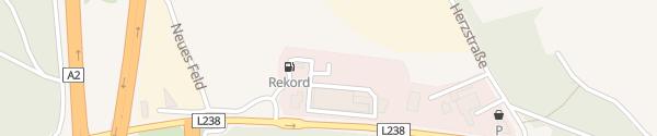 Karte IONITY Pinkafeld Pinkafeld