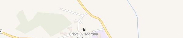 Karte Općina Donja Voća