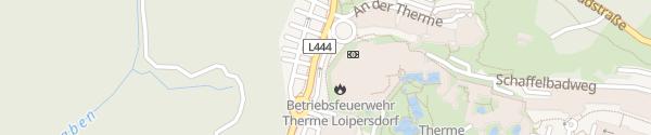 Karte Therme Loipersdorf