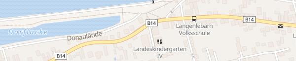Karte Florahofsaal Langenlebarn