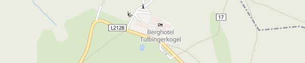 Karte Berghotel Tulbingerkogel Destination Charger Mauerbach