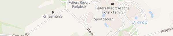 Karte Thermenhotel PuchasPlus Stegersbach
