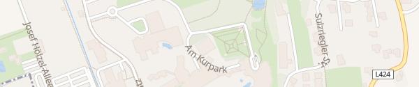Karte Thermenhotel Bad Tatzmannsdorf