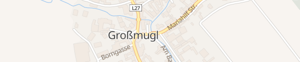 Karte Gemeindeamt Großmugl