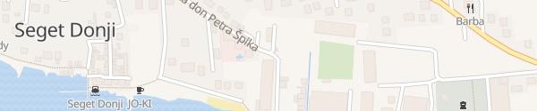 Karte Marina Baotic Seget Donji