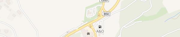 Karte Tankstelle Stöckl Mariasdorf