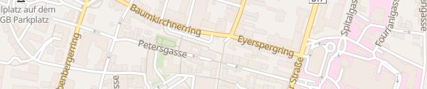 Karte Stadtmuseum Wiener Neustadt