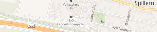 Karte Gemeindeamt Spillern