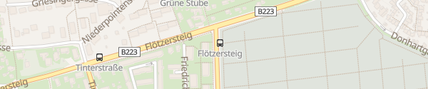 Karte Waidhausenstraße Wien