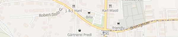 Karte BILLA Maria Enzersdorf