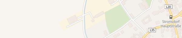 Karte Berthold Stronsdorf