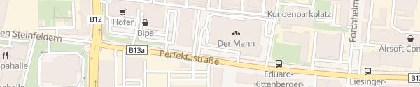 Karte Der Mann Bäckerei Wien