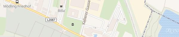 Karte WKO Mödling
