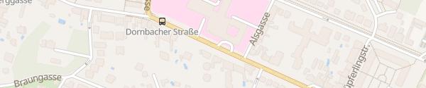 Karte City - KH Göttlicher Heiland Wien