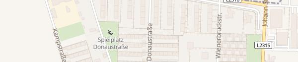 Karte Donaustraße Maria Enzersdorf