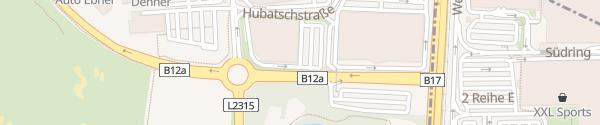 Karte Gigasport Brunn am Gebirge