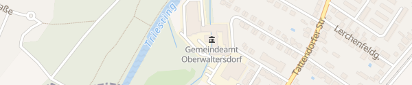 Karte Bettfedernfabrik Eventzentrum Oberwaltersdorf
