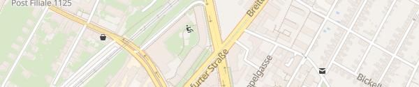 Karte City - Altmannsdorfer Straße Wien