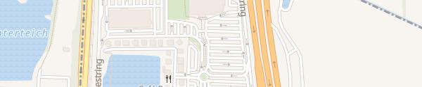 Karte Shopping City Süd - Multiplex Wiener Neudorf