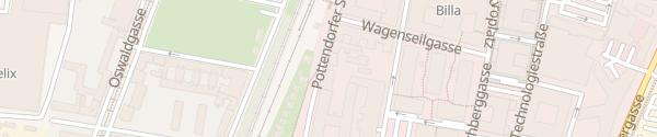 Karte Inno Plaza Wien