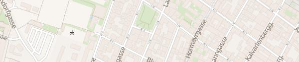 Karte City - Diepoldplatz Wien