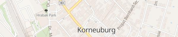 Karte Telefonzelle Hauptplatz Korneuburg
