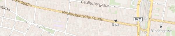 Karte City - Neulerchenfelder Straße Wien