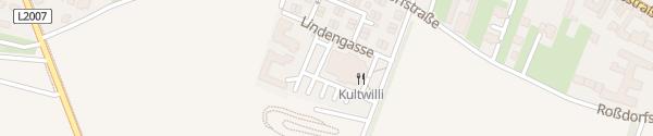 Karte Kultursaal Vösendorf