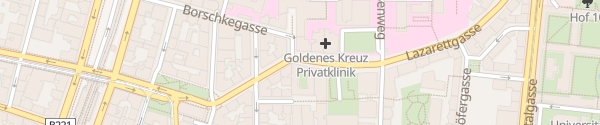 Karte City - Lazarettgasse Wien