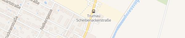 Karte Parkplatz Sportzentrum Trumau