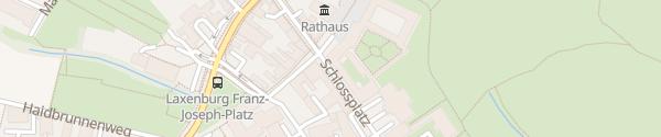 Karte Schlosspark Laxenburg